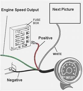 how to wire a tachometer diagrams vivresavillecom With sun pro tach wiring