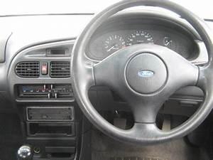 1995 Ford Laser Kj Lxi