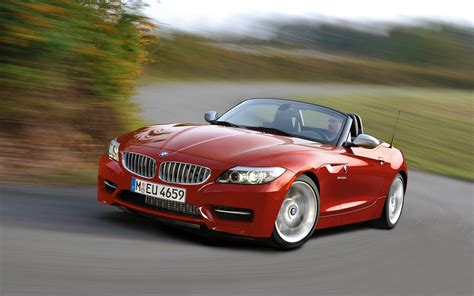 red bmw bmw z4 coupe red image 260