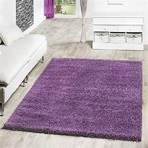 Langflor Teppich Saugen : shaggy teppich hochflor langflor teppiche wohnzimmer preishammer versch farben farbe lila ~ Markanthonyermac.com Haus und Dekorationen
