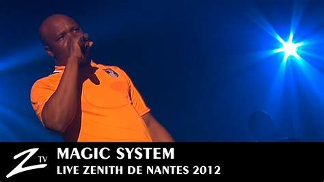 Magic System Meme Pas Fatigue - magic system m 234 me pas fatigu 233 l eau va manquer live youtube