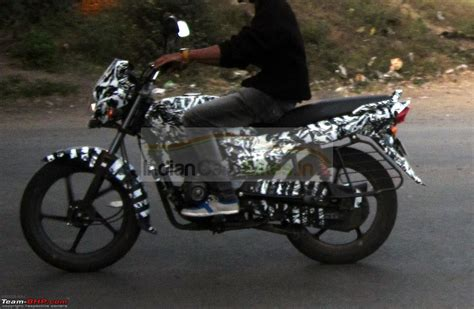 Platina Modified by New Bajaj Platina Spotted On Test Run Edit Now Launched