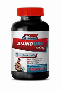 Workout Supplements For Men Testosterone - Amino Acids 1000mg
