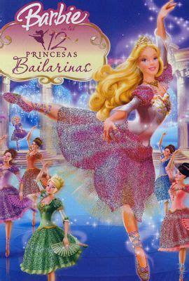 barbie  las  princesas bailarinas