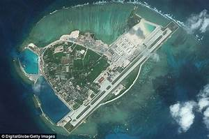 China reclaims 3,200 acres in South China Sea, Pentagon ...