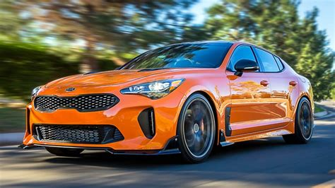 modification ideas   kia stinger gt