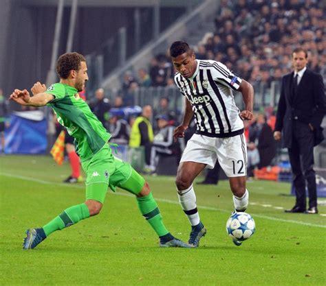 Juventus-Borussia M'Gladbach, il film della partita ...