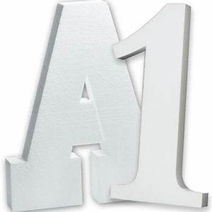 styrofoam letters and numbers 8 in anderson39s With 8 inch foam letters