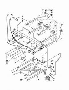 Whirlpool Gfg471lvq1 Gas Range Parts