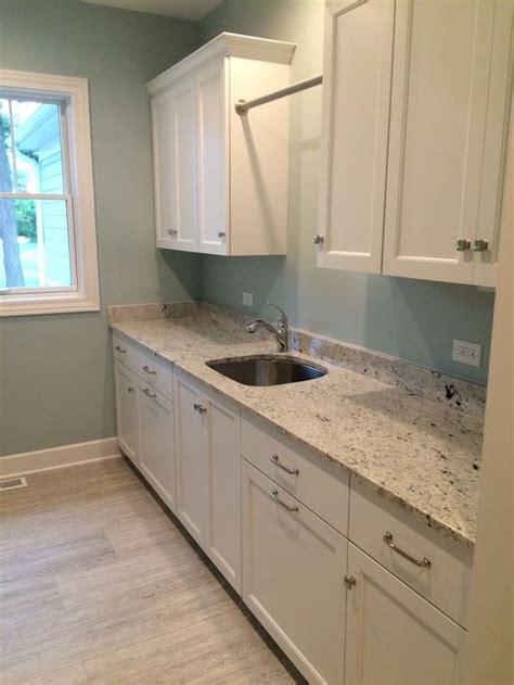 colonial white granite white cabinets color white