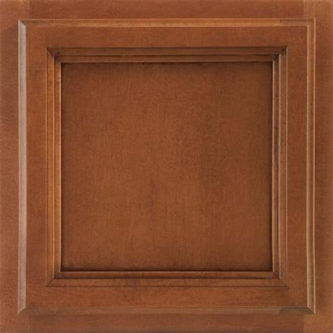 American Woodmark Kitchen Cabinets Home Depot by American Woodmark 13x12 7 8 In Cabinet Door Sample In