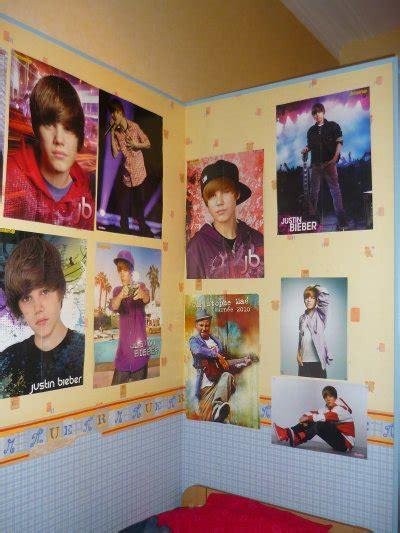 ma chambre a moi ma chambre moi je suis fan de justin bieber et bienvenu