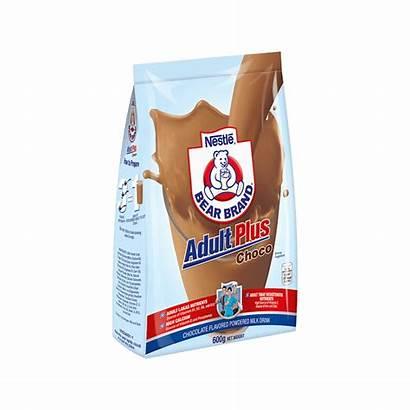 Bear Adult Milk Drink 600g Chocolate Powdered