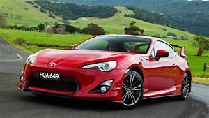 Red Toyota Sport Car Wallpaper | HD Wallpapers