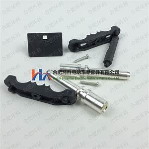Forklift Spare Part Male 320a Harness Plug Wiring Connector