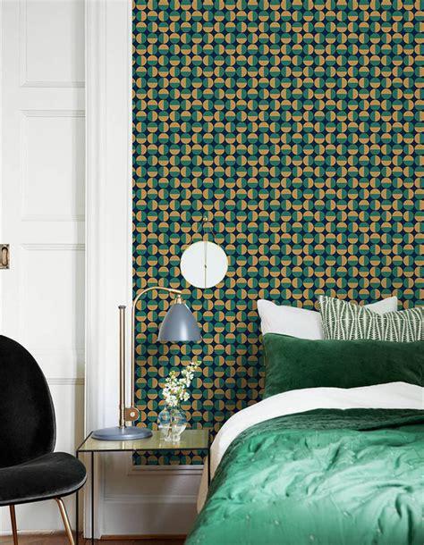 idee papier peint chambre déco chambre nos meilleures idées décoration