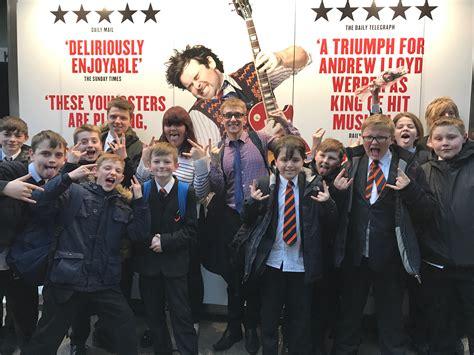 school rock musical