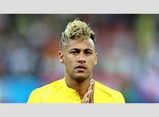 Mundial 2018 de Rusia El peinado 'spaghetti' de Neymar Jr