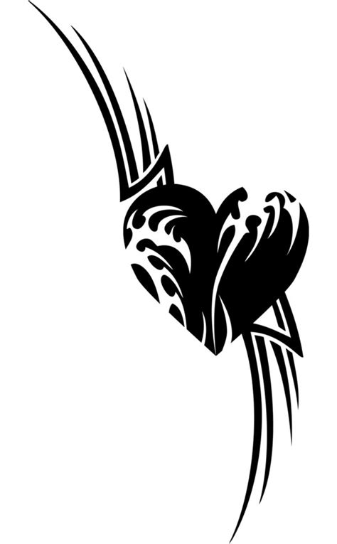 Free Black Heart, Download Free Clip Art, Free Clip Art on Clipart Library