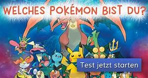 Was Für Ein Pokemon Bist Du : welches pok mon bist du ~ Orissabook.com Haus und Dekorationen