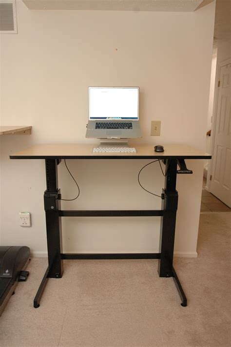 sit and stand desk ergotron workfit d sit stand desk review deskhacks