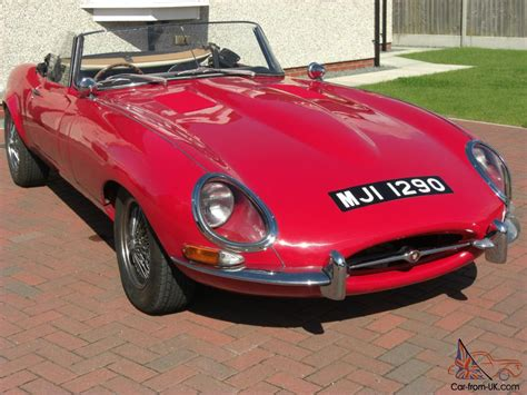 E-type Jaguar Kit Car Soft Top