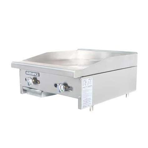 Countertop Griddle Gas - turbo air tamg 24 radiance 24 in countertop gas