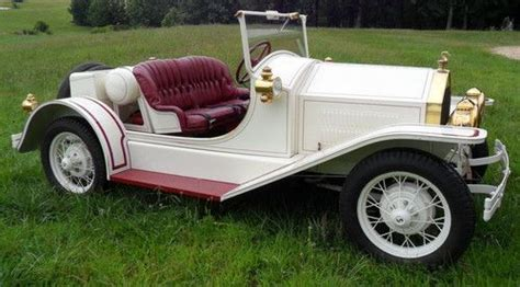 Find New Model A Ford Speedster, 1914 Vintage Body Style