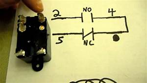 Hvac More About Spst Spdt And Spno Spnc Relays Wiring Diagram