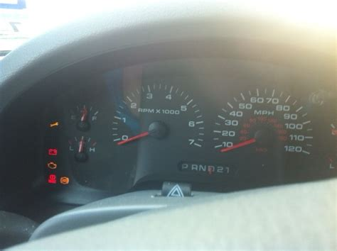 f150 check engine light 2006 ford f 150 dash lights all come on 4 complaints