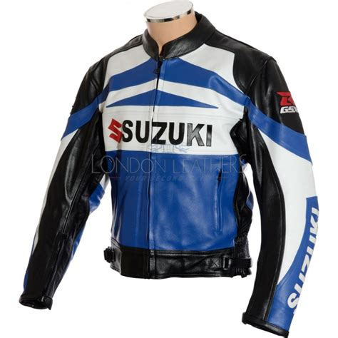 Suzuki Gsxr Jacket by Suzuki Gsxr Leather Motorcycle Jacket
