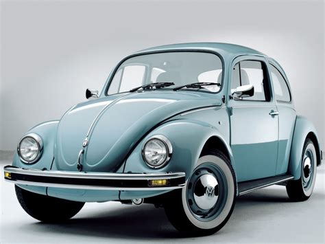 The Very First Volkswagen To Come Off The Production Line