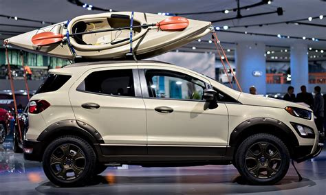 ford crossover ford 39 s late arrival to u s subcompact crossover segment