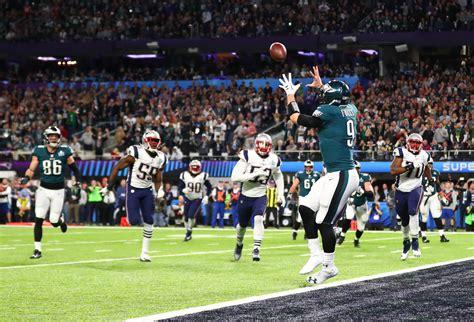 eagles super bowl td shouldnt  counted  vp