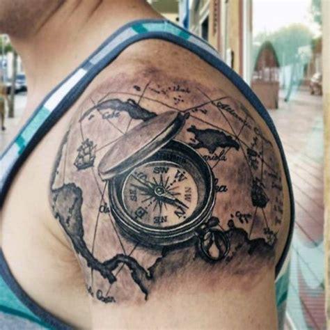 shoulder tattoos  men tattoofanblog