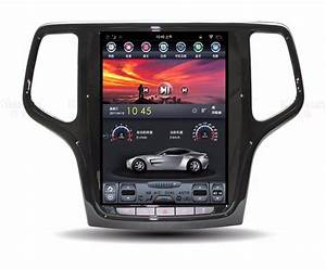 10 4 U0026quot  Android Navigation Radio For Jeep Grand Cherokee