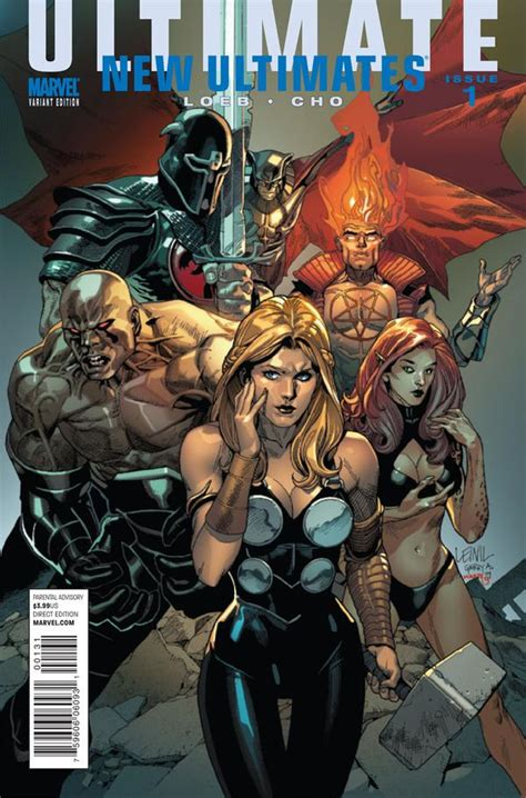 ultimate comics  ultimates igncom