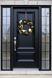 27 Pictures of Black Front Doors (Front Entry) Black