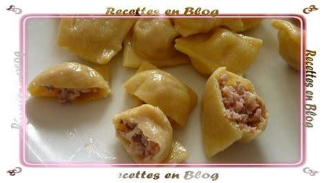 raviolis maison au jambon et a la mozzarella recettes en
