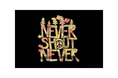 Never Shout Nevershoutnever Fanpop