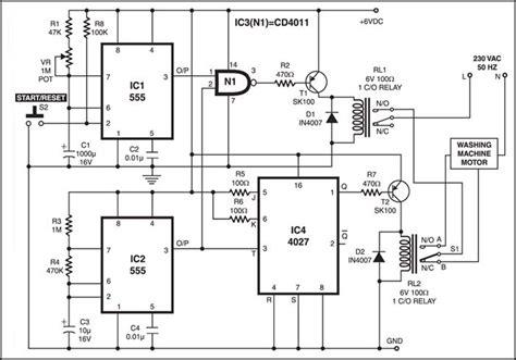 washing machine motor controller 911electronic