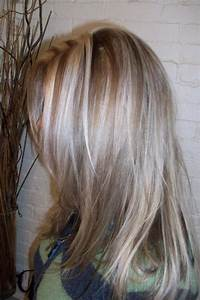 platinum highlights. dark blonde highlights and Lowlights ...