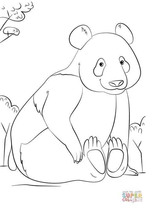 panda coloring pages panda coloring page free printable coloring pages