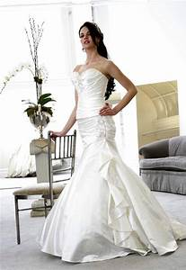 The excellence of trumpet wedding gowns wedwebtalks for Trumpet wedding dress