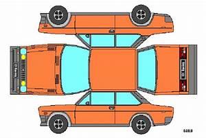 Papier Pour Vendre Voiture : maquette voiture en papier ~ Gottalentnigeria.com Avis de Voitures