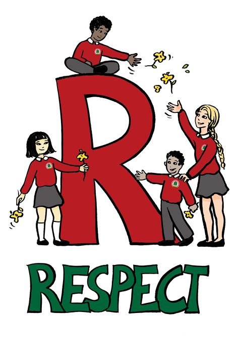 Clip Of Respect Others Clipart