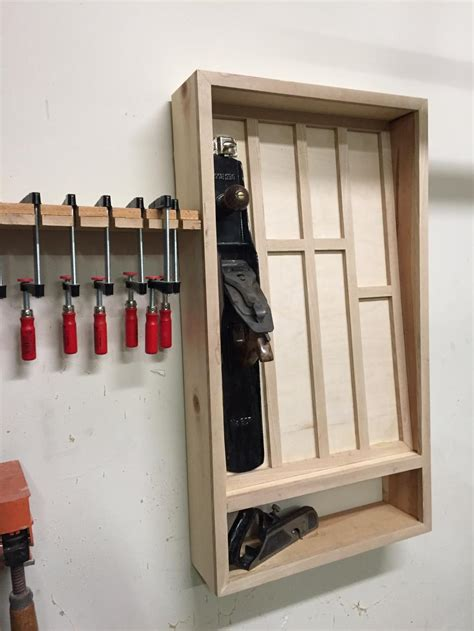 Plane Cabinet by Plane Cabinet Woodworking Talk Woodworkers Forum