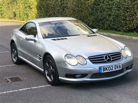 The sl 55 amg was the fastest car in the world fitted with an automatic transmission at the time of its launch. 2002 MERCEDES SL500 RED LEATHER AMG BODYKIT FULLY LOADED SL 500 SL 350 SL 55 SL55 SL350 | in ...