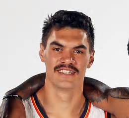Nhl Western Conference Standings by Steven Adams Unveils One Heck Of A Mustache Photo