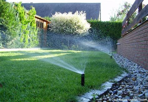Automatische Gartenbewässerung Tipps Für Planung Und